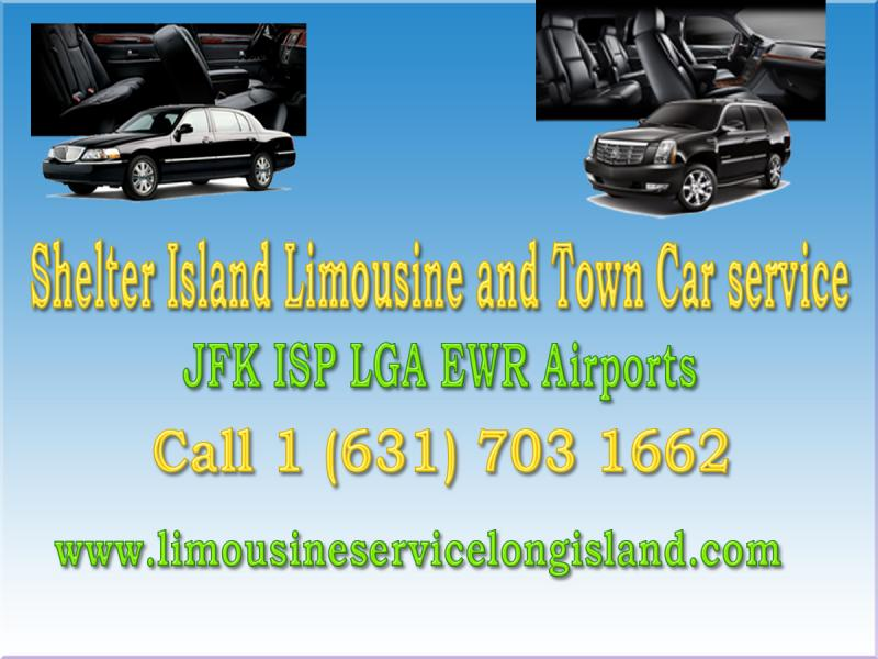 Shelter Island Limousine and Town car