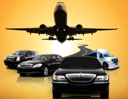 hampton airport car service