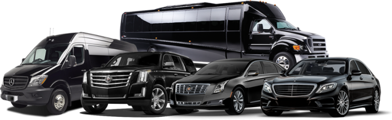 hampton Limo and car service Fleet